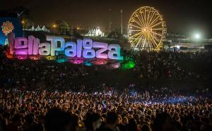 Lollapalooza 2014 Patrocinadores